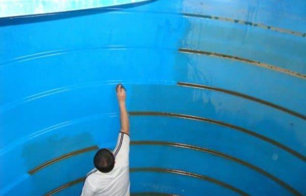 عزل خزانات حي الفيصل